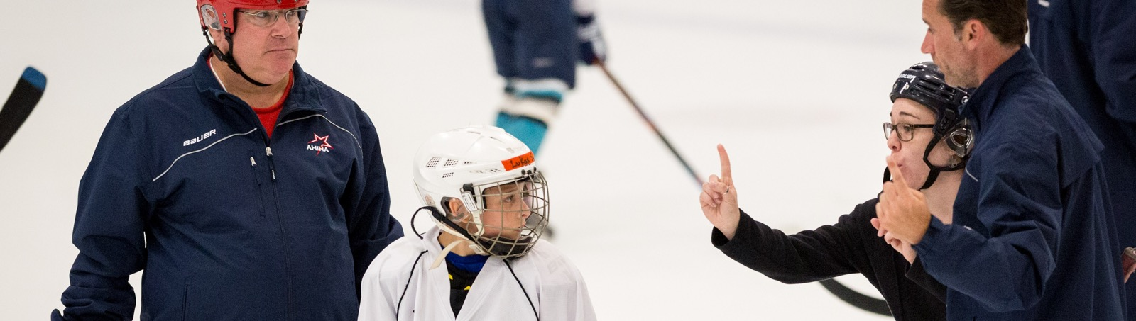 Summer Hockey School